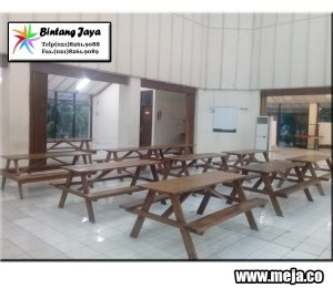 Sewa Meja Taman Harga Murah Jakarta