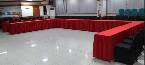 Rental Meja Kotak Pelayanan 24 Jam