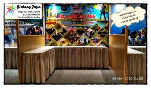 Sewa Meja Kotak Sahid Sudirman Jakarta