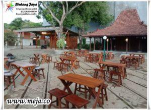 Sewa Alat Pesta | Meja Taman Event Cibubur