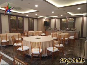 Sewa Meja Bundar Kota Jakarta