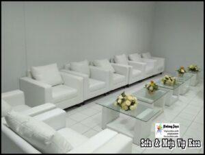 Sewa Sofa dan Meja Vip Harga Paling Murah Bekasi Timur