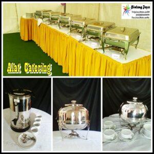 Sewa Meja Gubukan dan Alat Catering Lengkap Promo Wedding