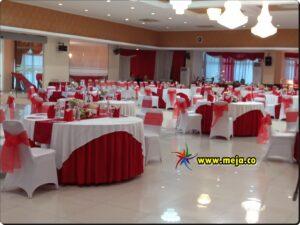 Promo Sewa Meja Bundar Event Polda Metro Jaya