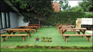 Pusat Sewa Meja Kursi Taman Gratis Ongkir Via Whatsapp