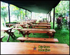 Sewa Bangku dan Meja Taman Promo Free Ongkir