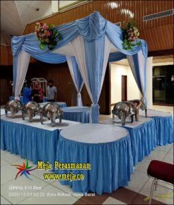 Sewa Meja Perasmanan Event Kemensos Bekasi Timur