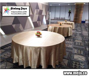 Sewa Meja Bulat Terdekat Bintara