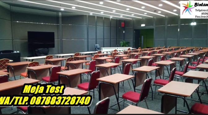 Sewa Meja Test Event Cikarang