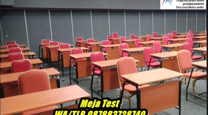 Sewa Meja Test Event Jatiasih Bekasi