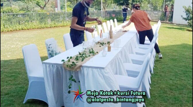 Promo Free Ongkir Sewa Meja Kotak Jakarta Bekasi