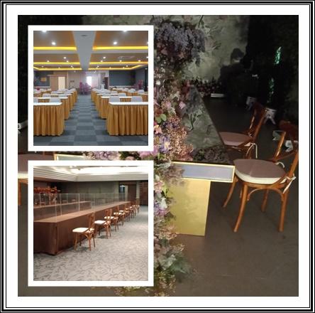 Rental Meja dan Kursi-Perlengkapan Pesta dan Seminar